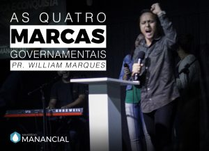 As quatro marcas governamentais